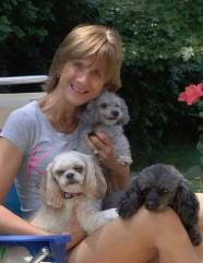 Per Sitter Jane and her dogs Mikey and Bobby